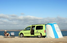 Volkswagen Caddy Maxi Camper revealed, priced from £23,397