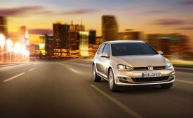 New Volkswagen Golf is Europe's Car of the Year 2013