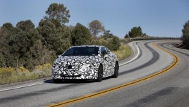 Cadillac ELR Teased in Official Spy Photo