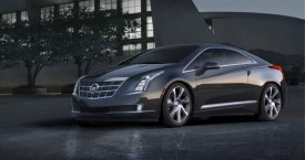 2014 Cadillac ELR Revealed [video]