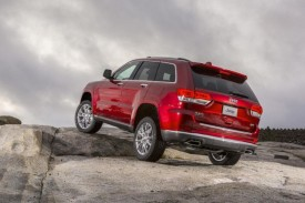 Updated 2014 Jeep Grand Cherokee debuts at the Detroit Auto Show