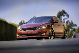 2014 Kia Optima Facelift revealed
