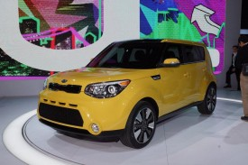 New Kia Soul debuts at the New York Auto Show