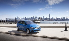 Mercedes-Benz B-Class Electric Drive revealed