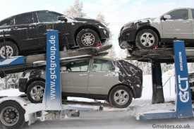 2014 SsangYong Actyon SUV Caught Near The Arctic Circle