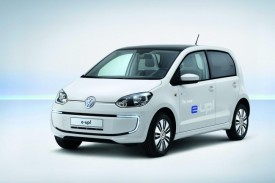 Volkswagen e-up! revealed, first deliveries from early 2014