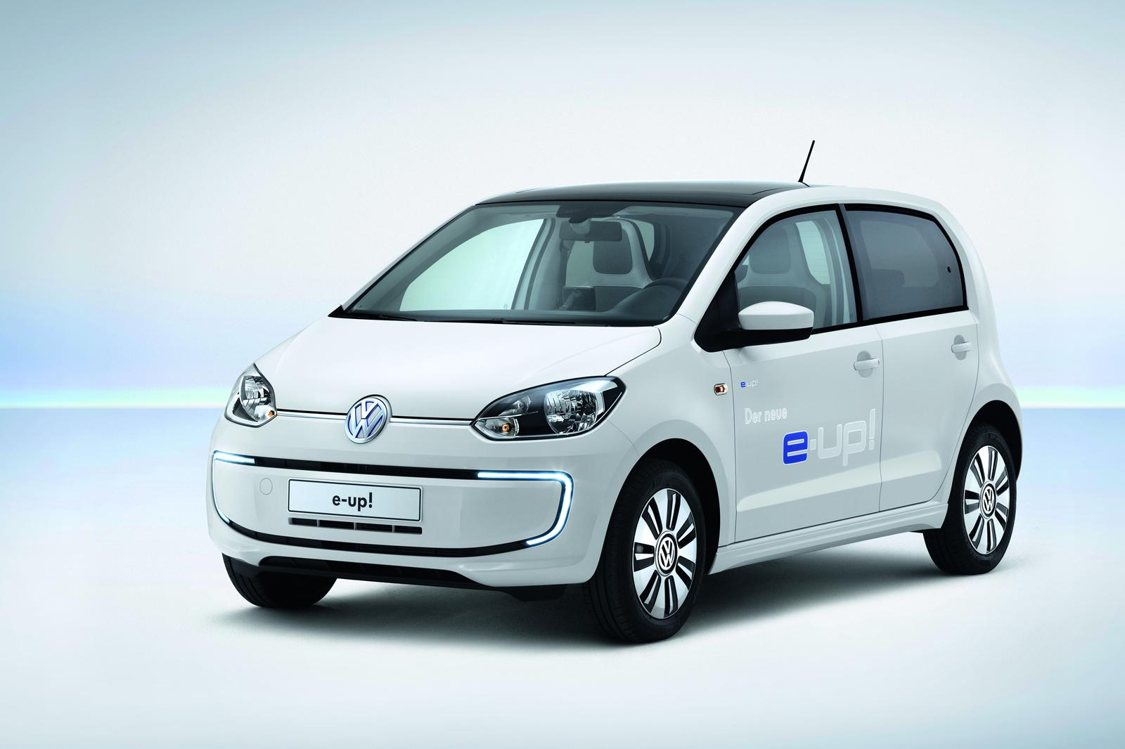2014 Volkswagen e-up!