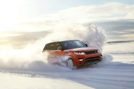 New Range Rover Sport revealed, loses 420kg compared to the outgoing model