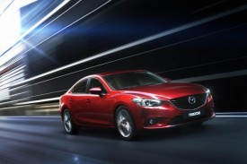 All-new Mazda 6 Saloon Revealed