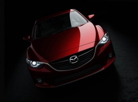 All-new Mazda6 Saloon – First Official Images, Debut At Moscow Motor Show