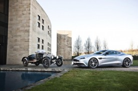 Aston Martin to Celebrate its Centenary with Special Year-long Events