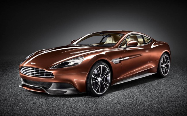 Aston Martin AM 310 Vanquish Revealed, Priced From £189,995 [VIDEO]