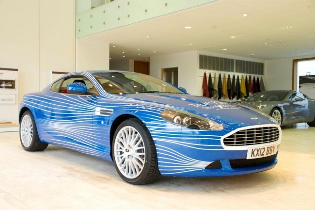 Aston Martin DB9 1M Revealed – Designed By Facebook Fans