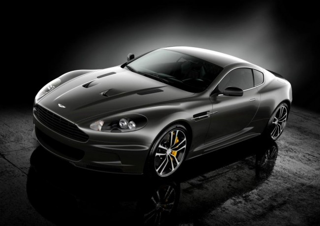 Aston Martin Presents DBS Ultimate