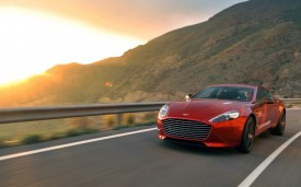 Aston Martin Rapide S Revealed [video]