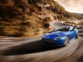 Aston Martin Unveils V8 Vantage S With 430 bhp