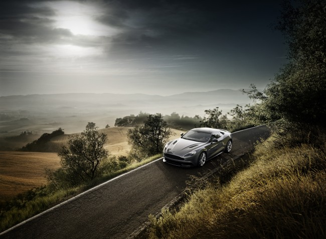 Aston Martin Vanquish – New Pictures & Videos