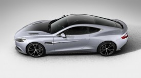 Aston Martin Launches Exclusive Centenary Edition Models