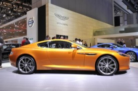 Aston Martin At The Geneva Motor Show [VIDEO]