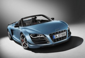 Audi R8 GT Spyder With 560 Horsepower Revealed