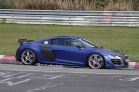 Audi Working on R8 GT Ultra Special Edition?