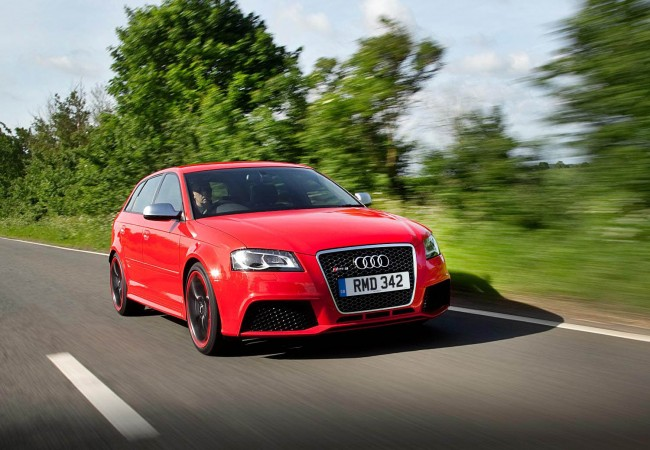Audi RS 3 Sportback Available To Order Again Due To Strong Demand