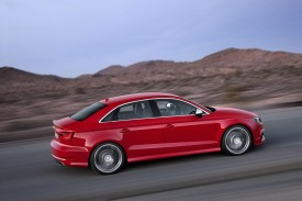 Audi A3 and S3 saloons revealed [video]