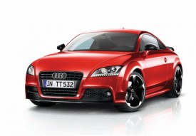 Audi Announces Amplified Black Option for the TT Black Edition Models