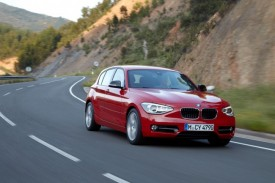 BMW 1 Series xDrive To Debut In Paris