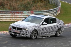 BMW 3 Series GT Caught Testing on the Nürburgring
