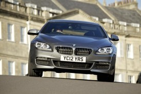 2013 BMW 6 Series Gran Coupe Priced From £61,390 [video]