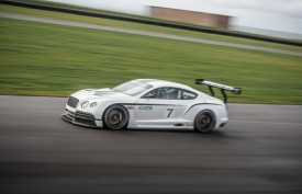 Bentley Continental GT3 Concept Revealed [VIDEO]
