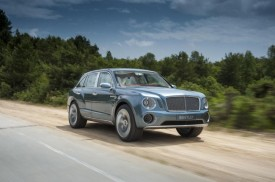 Bentley EXP 9 F SUV Concept [First Video Footage &amp; New Images]