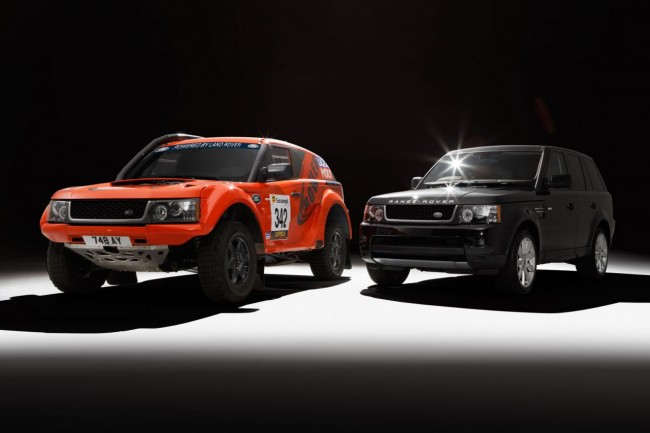 Bowler And Land Rover Sign Formal Brand Partnership