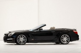 Brabus 800 Roadster Based on Mercedes SL65 AMG Revealed