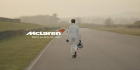 "McLaren Launches a Short Film Titled ""COURAGE"" as Part of its 50th Anniversary [video]"