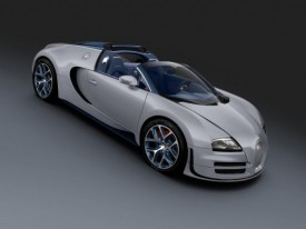 Bugatti Veyron 16.4 Grand Sport Vitesse Rafale Special Edition Debuts in Brazil