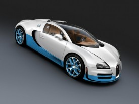 Bugatti Unveils Veyron Vitesse Special Edition At Pebble Beach Concours