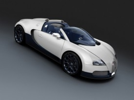 Bugatti Unveils Two Special Veyrons In Shanghai