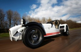 Seventh Heaven? Caterham to Launch New Model