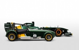 Team Lotus Buys Caterham Cars, Celebrates With Special Edition Seven