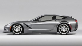 Chevrolet Corvette Stingray Shooting Brake by Gallaway