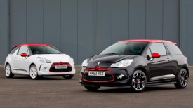 Citroen DS3 DStyle Red & DSport Red Special Editions Revealed