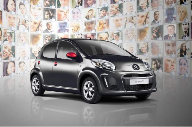 Citroën C1 Connexion Special Edition Priced From £9,495