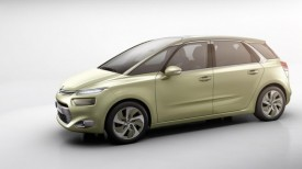 Citroen Technospace Concept Previews Next C4 Picasso