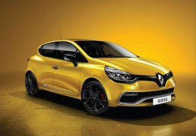 New Clio Renaultsport 200 Turbo Debuts in Paris