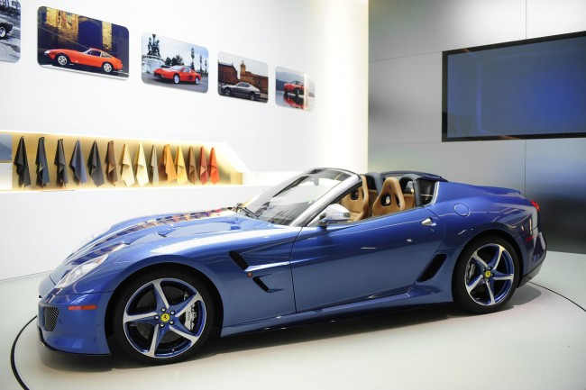 One-off Ferrari Superamerica 45 To Debut At Villa D&#8217;Este