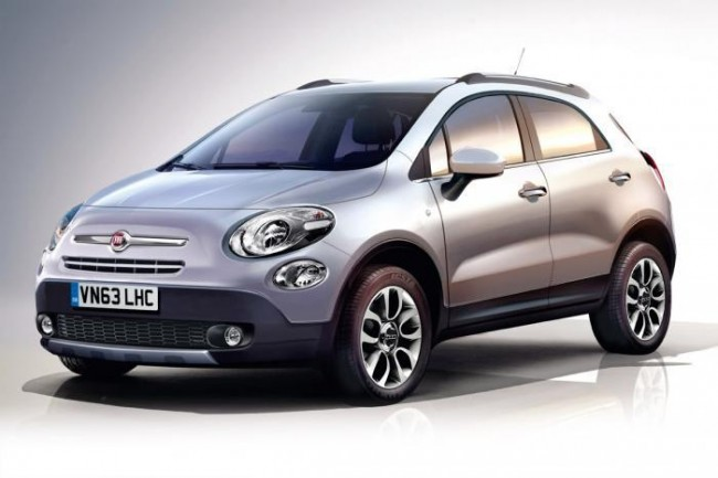 Fiat 500X – New Details & Renderings