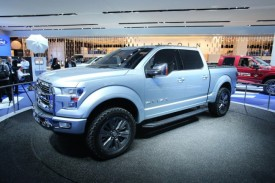 Ford Atlas Concept Revealed, Previews the Future of Ford Pickups [video]