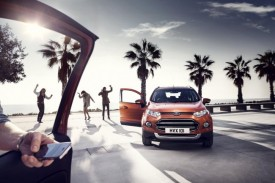 All-New Ford EcoSport SUV For Europe Revealed